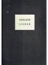 Johann Hadlaub's Lieder Neuhochdeutsch