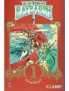 Magic Knight Rayearth. Sammelband 1