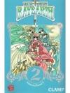 Magic Knight Rayearth. Sammelband 2