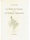 La Traité de Narcisse suivi de La Tentative Amou..