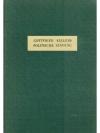 Gottfried Kellers politische Sendung