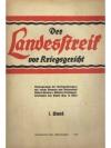 Der Landesstreik vor Kriegsgericht. 2 Bände