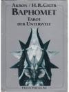 Baphomet - Tarot der Unterwelt