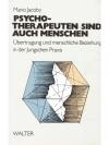 Psychotherapeuten sind auch Menschen