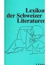 Lexikon der Schweizer Literaturen