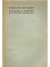 Gedenkbuch Theodor Reinhart