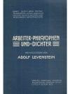 Arbeiter-Philosophen und -Dichter Band I