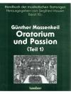 Handbuch der musikalischen Gattung 10,1 und 10,2