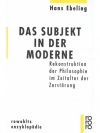 Das Subjekt in der Moderne