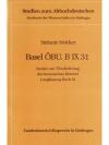 Basel ÖBU. B IX 31