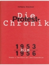 Die Protest-Chronik 1949 - 1959 Band II: 1953 - ..