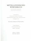 Mittellateinisches Wörterbuch implumis - inconsc..