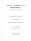 Mittellateinisches Wörterbuch inconscriptus - in..
