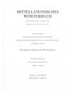 Mittellateinisches Wörterbuch ineptus - initium