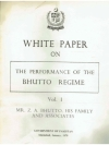 White Paper on the performance of the Bhutto Reg..