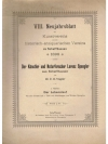 Der Künstler und Naturforscher Lorenz Spengler a..
