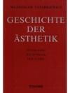 Geschichte der Ästhetik. 1. Band