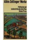 Politische und kulturkritische Schriften / Klein..