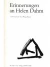 Erinnerungen an Helen Dahm