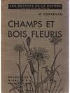 Champs et bois fleuris