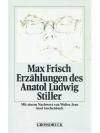 Erzählungen des Anatol Ludwig Stiller