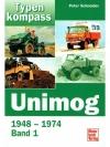 Typenkompass Unimog 1948 - 1974 Band 1