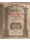 Appenzeller-Kalender auf das Jahr 1842