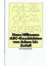 ABC-Geschichten von Adam bis Zufall