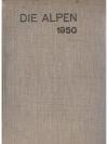 Die Alpen 1950