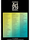 Internationale Kunstmesse Art 3' 72 Basel