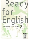 Ready for English: Workbook Intensive 2