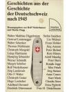 Geschichten aus der Geschichte der Deutschschweiz