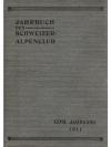 Jahrbuch des Schweizer Alpenclub 1911