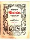 Appenzeller Kalender 1943