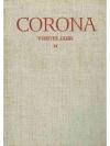Corona. Zweimonatsschrift. 4. Jahr, 4. - 6. Heft