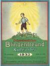 Schweizer Blindenfreund Kalender 1932