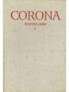 Corona. Zweimonatsschrift. 5. Jahr, 1. - 3. Heft