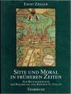 Sitte und Moral in früheren Zeiten_1