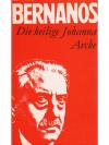 Die Bernanos - Die heilige Johanna