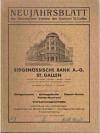 71. Neujahrsblatt. Die Goldschmiedewerke der Kathedrale in St.Gallen