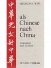 als Chinese nach China