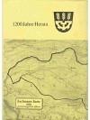 Geschichte des Dorfes und der Gemeinde Henau 754 - 1954