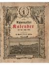 Neuer Appenzeller Kalender auf das Jahr 1897