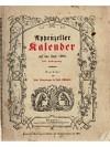 Appenzeller Kalender auf das Jahr 1906