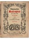 Appenzeller Kalender auf das Jahr 1915