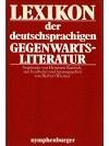 Lexikon der deutschsprachigen Gegenwartsliteratur