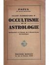 Occultisme et d' Astrologie