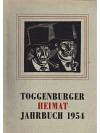 Toggenburger Heimat-Jahrbuch 1954